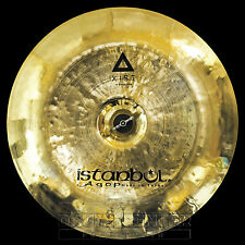 Istanbul Agop Xist Brilliant China Cymbal 18""