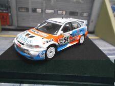 MITSUBISHI Lancer EVO 6 VI Portugal Rallye 2000 #54 Leal Creditus Trofeu 1:43