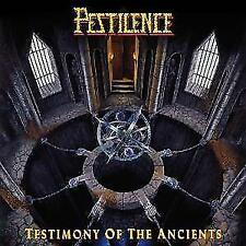 Testimony of the Ancients von Pestilence (2017)