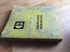 CATERPILLAR CAT LIFT TRUCK M20 M25 M30 FORKLIFT SERVICE MANUAL
