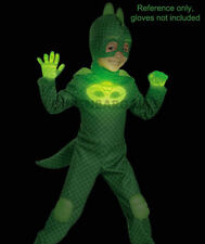 PJ Masks Glow In The Dark Hero Costume Kids Superhero Cape Mask Book Week