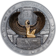 20$ 2016 Palau - Ägyptische Symbole - Geflügelte Isis / Winged Isis