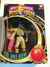 Bandai Mighty Morphin Power Rangers Evil Space Aliens - Bones