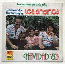 Ramoncito Rodriguez Y Los Andinos Volvemos En Este Ano Navidad 83 Puerto Rico