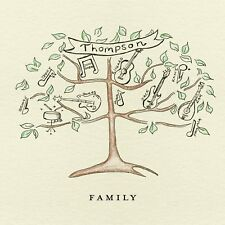 Thompson - Family (Deluxe) (NEW CD & DVD)