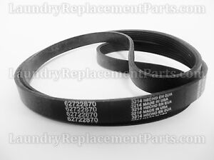 MAYTAG WHIRLPOOL BELT FOR WASHER PART# 12001788 PS2003327 AP4009041