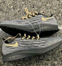 Nike New Orleans Saints Air Zoom X Pegasus 36 Running Shoes CI1946-001 Men's 6