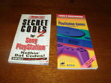 Secret Codes 2 for the Sony PS1 & Pocket Power Guide for Playstation Volume 3