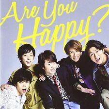Arashi - Are You Happy [New CD] Hong Kong - Import