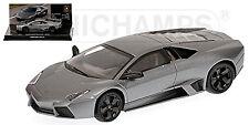 Lamborghini Reventon 2007 matt grey Edit. Museo Collection 13 - 1:43 Minichamps