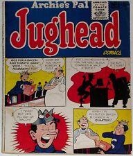 JUGHEAD COMICS #1~ARCHIE~1950~SCARCE UK~GOLDEN AGE~KATY KEENE~VG CONDITION
