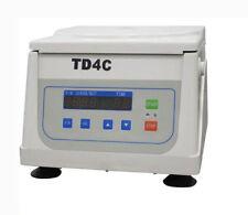 TD4C 12 * 5ml Low Speed Centrifuge Medical Beauty PRP Lab Blood Centrifuge