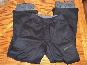 Burton Black Vinh Long Snowboarding/Ski Pants XS