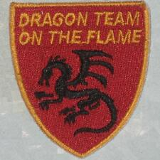 Dragon Team On The Flame Patch
