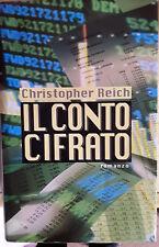 romanzo IL CONTO CIFRATO di Christopher Reich