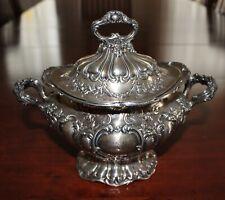 Elegant Gorham & Co. Sterling Silver Lidded Tureen