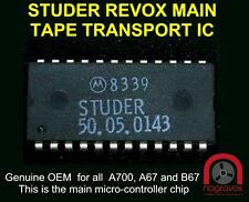 CONTROLLER IC for ALL Revox A700 Studer A67 B67