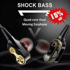 3.5mm HIFI Super Bass Headset Wired In-Ear Earphone Stereo Headphone B0U8