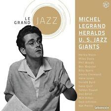 CD Michel Legrand Heralds U.S Jazz Giants NEUF