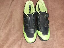 Specialized Cliplite 2fo spd enduro shoe size 45/10.5uk mtb Green