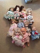 Vintage Antique Dolls LOT OF 10 some are very rare 1st fair offer gone