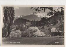Aus Volders Tirol Austria 1950 RP Postcard 479b