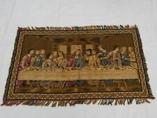 Vintage French Beautiful Tapestry (138x77cm)