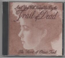 And You Will Know us by the trail of the dead 2003 CD The Secret of Elena's Tomb