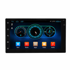 """Henhaoro Android car stereo multimed GPS Player 7"""" Radio Ver 4.4 Quad Core 2Din"""