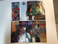 Goddess (1995) #1 2 3 4 5 6 7 8 1-8 (VF/NM) Complete Set Vertigo Garth Ennis