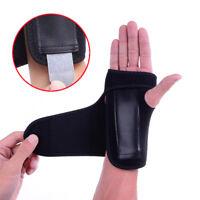 Breathable wrist hand brace support splint carpal tunnel sprain arthritis gym WG