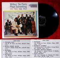 LP Wilbur de Paris Plays Something (Atlantic Stereo 1300) (Dänemark)