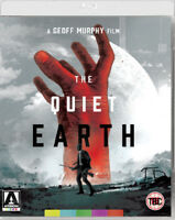 The Quiet Earth DVD (2018) Bruno Lawrence, Murphy (DIR) cert 15 ***NEW***