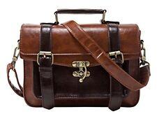 Sacs et sacs à main marron Vintage en cuir pour femme