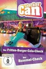 DVD * CHECKER CAN - DER RUMMEL-CHECK / DER FRITTEN-BURGER-COLA-CHECK # NEU OVP !