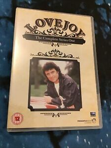Lovejoy Complete First Season Region 2 Dvd