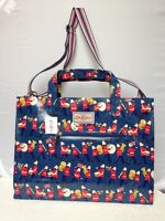 CATH KIDSTON OPEN CARRY ALL BAG WITH STRAP-MARCHING BAND