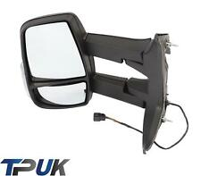 For Ford Transit Mk8 Van 3//2014-/> Manual Wing Mirror Clear Indicator Right OS