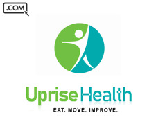 UpriseHealth .com  - Brandable Domain for sale - HEALTH CARE CURE BRAND DOMAIN
