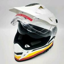Motorcycle Helmet Integral Enduro/Motard MOTO GUZZI Ff V85 White Pearled (XL)