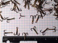 144 count, bronze  treble hooks, size 6, stock no. 572GR, Danco