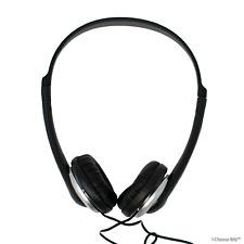 Poids Léger Stéréo Écouteurs / Contrôle du Volume / 3,5 mm Jack / 6 mètres Câble