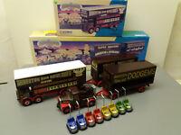 ** Corgi Classics 15901 & 27801 Anderton and Rowlands Showmans Kirmes Trucks **