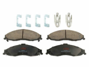 Front Brake Pad Set For 1998-2002 Pontiac Firebird 1999 2000 2001 J182NZ