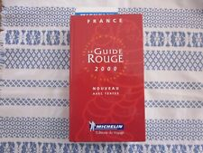 GUIDE MICHELIN FRANCE 2000 BOCUSE