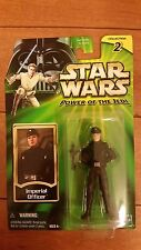 💥Star Wars POTJ Imperial Officer 2001 Power of the Jedi Action Figure