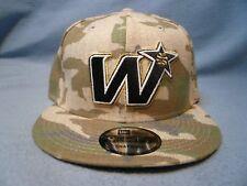 Washington Wizards Era 9fifty Snapback Hat Cap Camo Camouflage b2bab48b0e9e
