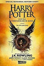Harry Potter: Harry Potter und das verwunschene Kind. Te... | Buch | Zustand gut