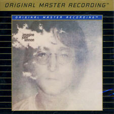 JOHN LENNON - IMAGINE - 24kt Gold MFSL CD - UDCD 759