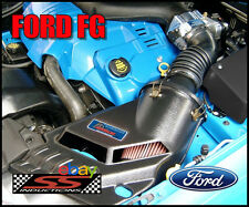 FORD FG GT PURSUIT - SS INDUCTIONS GROWLER COLD AIR INDUCTION KIT